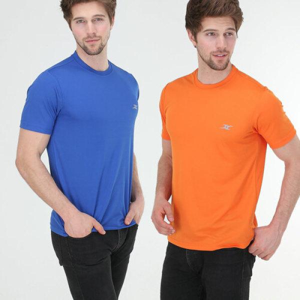 (AK몰)(헨리모리스)(헨리모리스(HENRIMAURICE))헨리모리스 CR 쿨 라운드 티셔츠 상품이미지