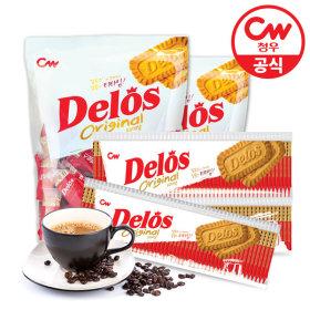 청우 델로스 오리지날 315g 5봉 외 /커피과자/쿠키
