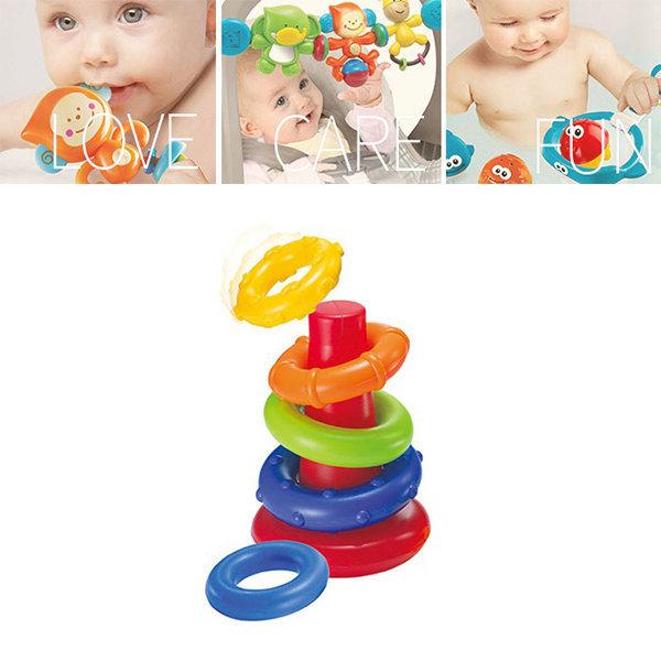 비키즈 링쌓기/링끼우기 장난감 모형 놀이 맞추기선물 상품이미지