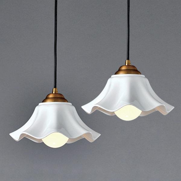 링클2등 북유럽 식탁등 펜단트 인테리어 LED 조명등 상품이미지