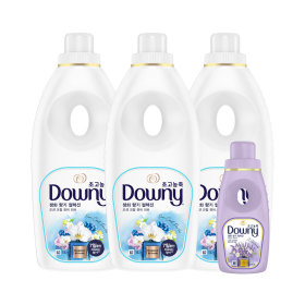 Highly concentrated Downy perfume botanis 1L 3pcs