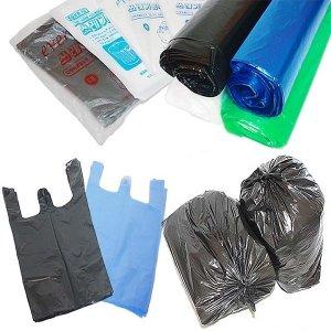 비닐봉투/재활용/쓰레기봉투/마트/검정/대형비닐/봉지