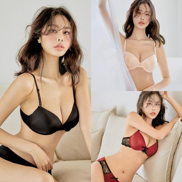 브라썸/빅사이즈/C/D/E컵/F컵/브라팬티세트/여성속옷 상품이미지