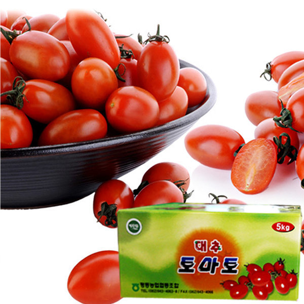대추방울토마토  5kg(4번)소과/안심선별 상품이미지