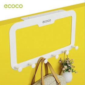 ecoco 도어훅 (벽옷걸이 방문 옷걸이 모자 행거 걸이)