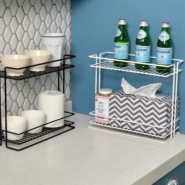 딜  컬러 디자인 테이블랙/식탁정리함 상품이미지
