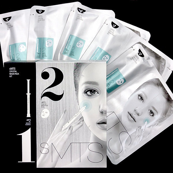 sMTS 오일 스피큘 에센스 + HA 마스크팩 키트 5팩 상품이미지