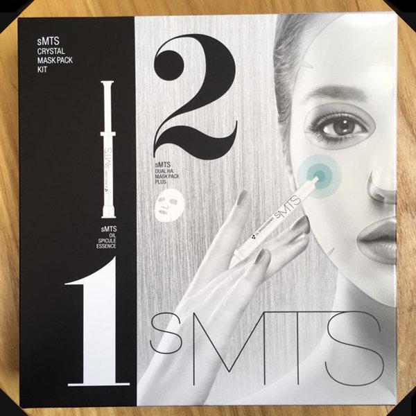 sMTS 오일 스피큘 에센스 + HA 마스크팩 키트 1팩 상품이미지
