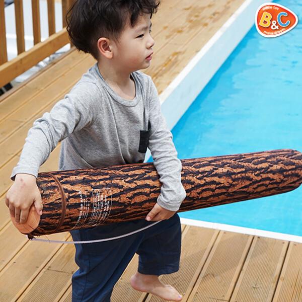 (현대Hmall) 비앤씨  떴다 통나무 어린이 물놀이 대형튜브 막대튜브 상품이미지