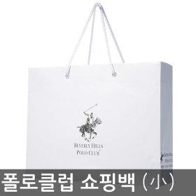 비버리힐즈 폴로클럽 고급 쇼핑백 小/생일선물/가방/