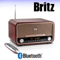 BZ-T7800 / CD USB FM 오디오 블루투스 스피커 브리츠
