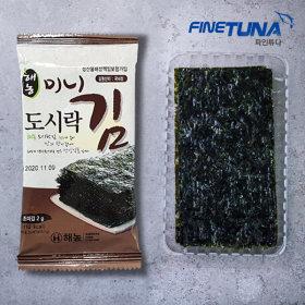 파인튜나 참치 사조 조미김 1.8g