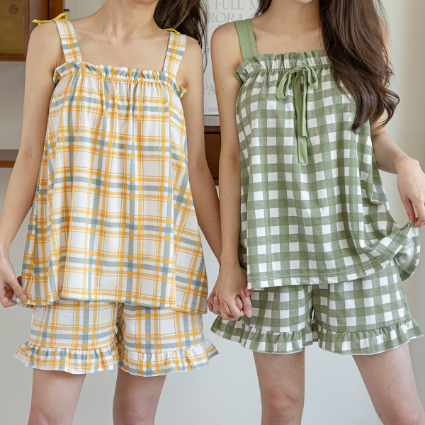 집콕엔 제이나나 봄신상 잠옷/파자마/홈웨어 상품이미지