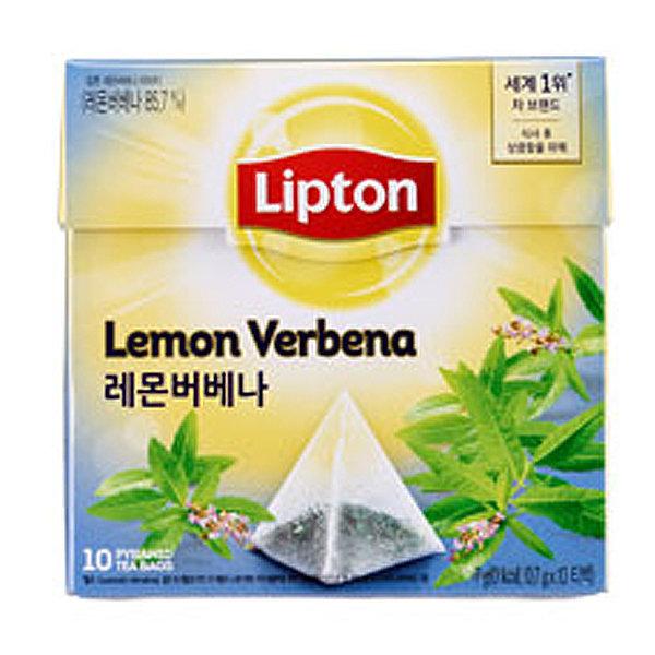 립톤 허브티 모음 레몬 버베나 10T 선택 상품이미지