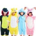 동물잠옷 반팔 여름 캐릭터잠옷 동물 커플 수면잠옷