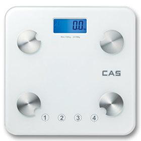 카스 체지방체중계 체지방계 화이트/스마트체중계