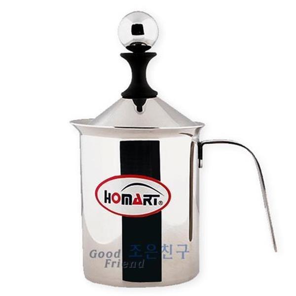 홈아트 우유거품기 800ml-우유거품기추천 우유거품 우 상품이미지