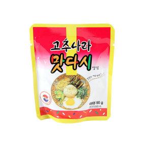 맛다시 고추나라 90g 마법소스 군대음식 비빔소스