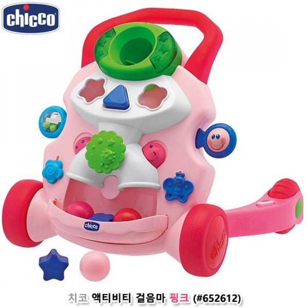 치코 액티비티 걸음마 핑크 ( 652612) 상품이미지