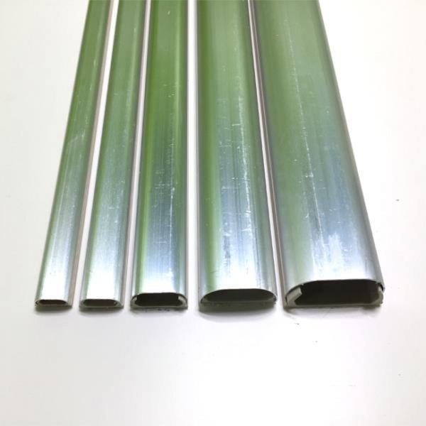 알루미늄 전선 몰딩 4호 케이블 선정리 몰드 쫄대 상품이미지