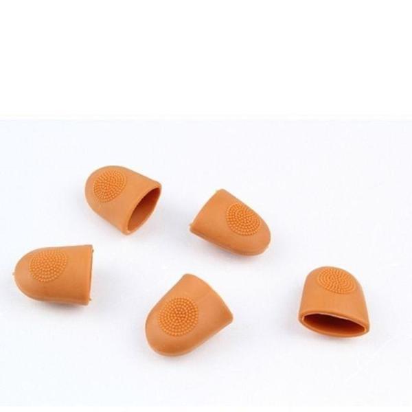 골무 PVC 십자수 뜨개질 홈패션 미끄럼방지 바느질 상품이미지