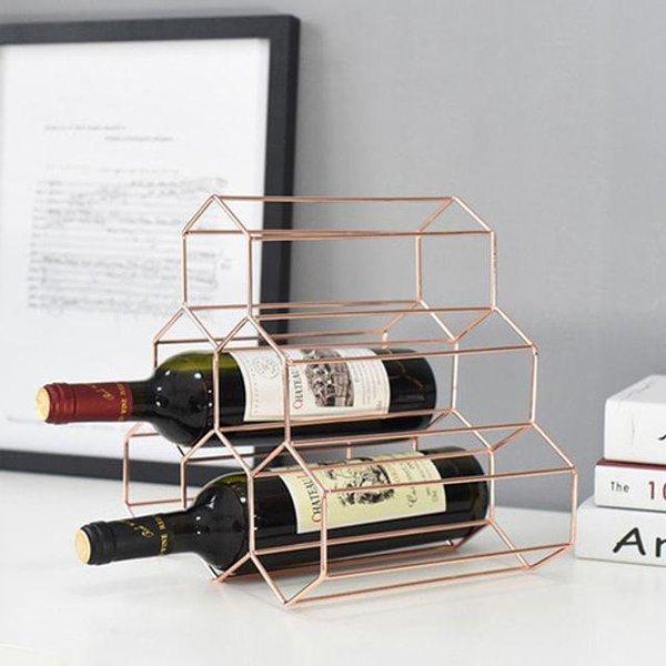 와인보관함 원목와인렉 와인장식장 우드렉 잔걸이 상품이미지
