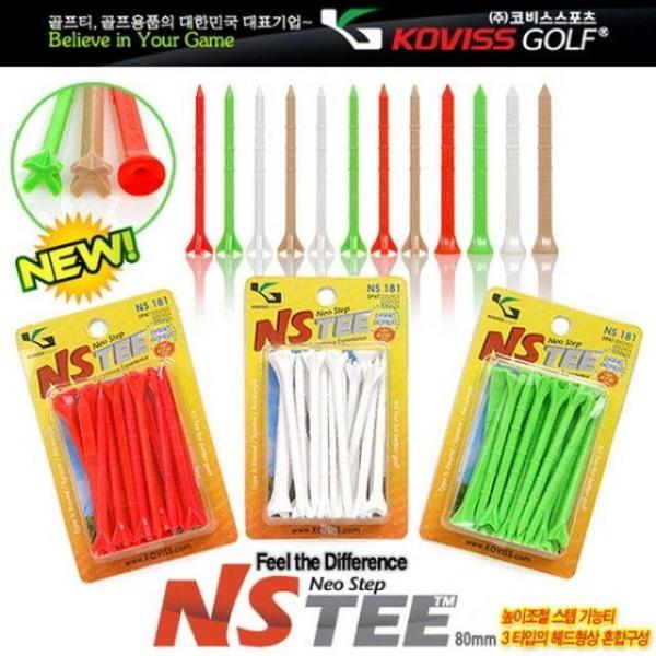 NEO 스텝티15EA-NS181 골프티 골프용품 필드용품 상품이미지