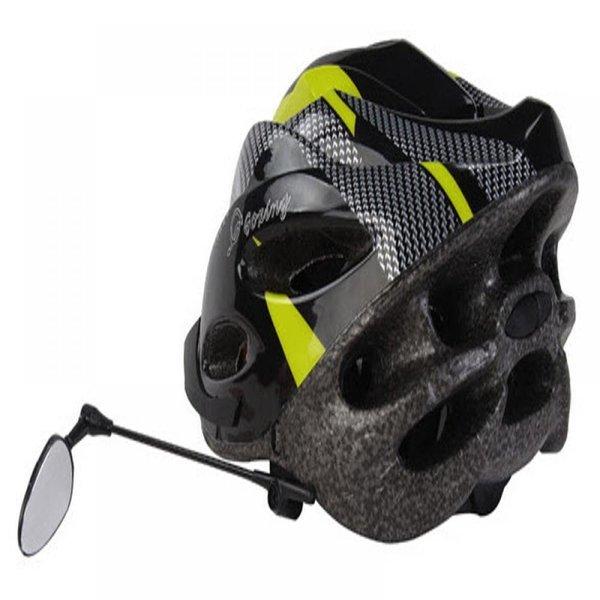 알리 무광 블랙-레드 라이딩 헬멧 상품이미지