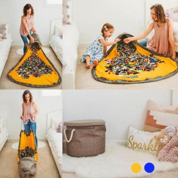 대형 해피박스 정리함 (1p) 아이방 놀이방 기저귀 상품이미지