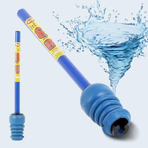 3펑/세면대 뚫어뻥 변기관통기 하수구막힘 뻥뚜러 상품이미지