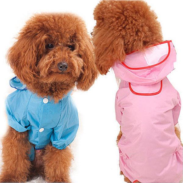 강아지우비/외출용품/애견비옷/강아지비옷/애견의류 상품이미지