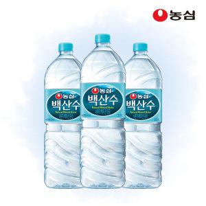 [백산수]농심 백산수 2L x 12병 / 생수