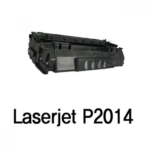 Laserjet P2014 호환용 슈퍼재생토너 검정 상품이미지