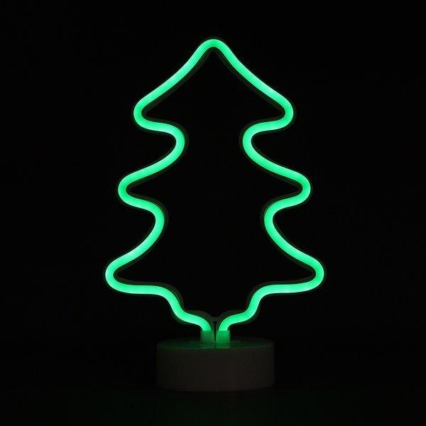 LED 네온사인 무드등(트리) 상품이미지