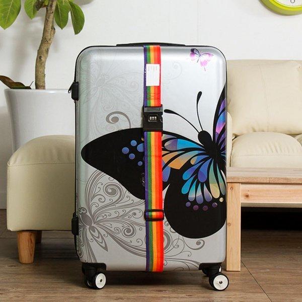 무지개 여행용 가방 벨트락(200cm) 상품이미지