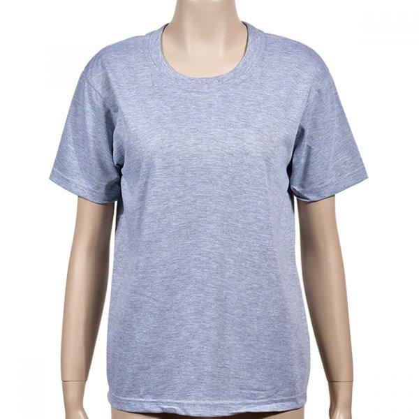 데일리 베이직 컬러 국내생산 여성 반팔 티셔츠 (은하 상품이미지