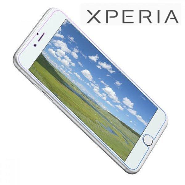 스마트폰 고투명 보호 필름 2매입 엑스페리아 전기종 상품이미지