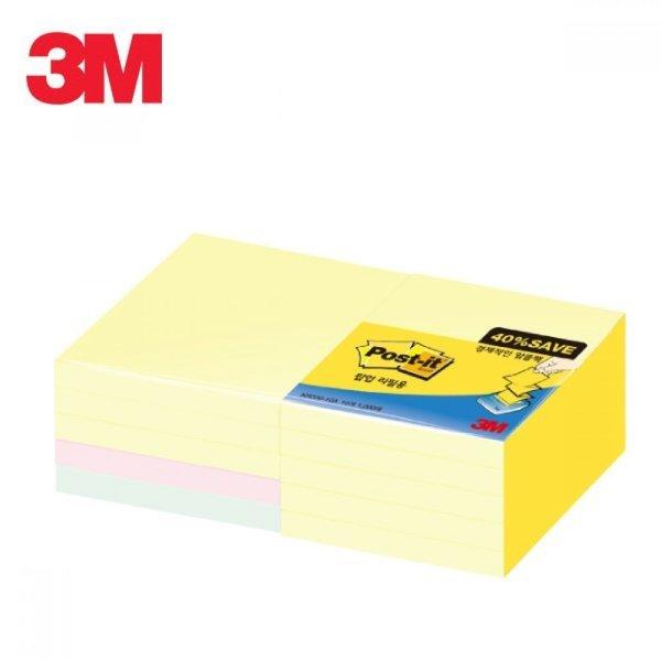 3M 포스트잇 팝업 노트 리필용 알뜰팩 KR330-10A 상품이미지