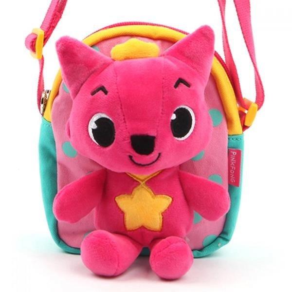 핑크퐁 입체인형 크로스(핑크) 상품이미지