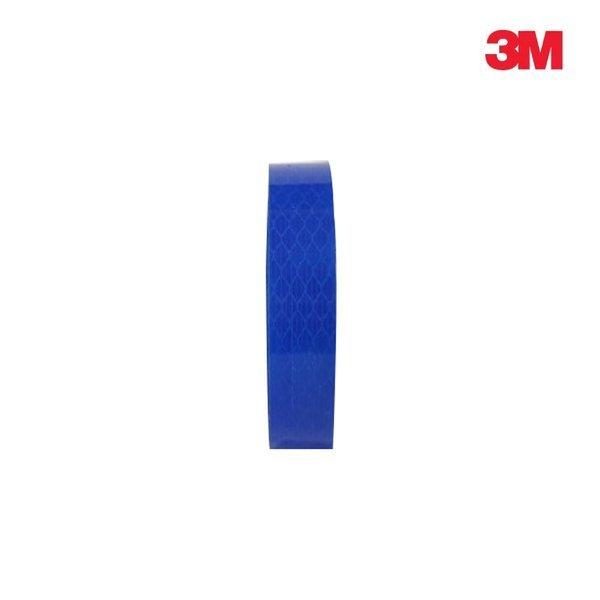 3M 프리즘형 고휘도 반사테이프 20mm x 2.5M 청색 상품이미지