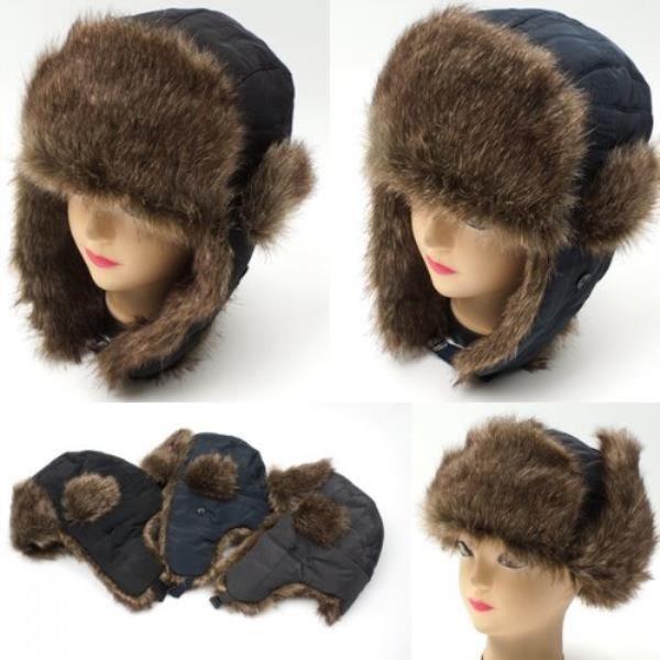 귀달이 방한모 W620뉴퀼팅 모자 털모자 상품이미지