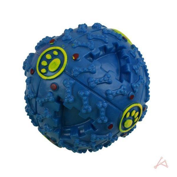 애견 장난감 스넥볼 대 블루 상품이미지