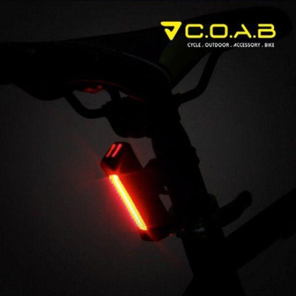 COAB usb 더블컬러 전조등(후미등) 상품이미지