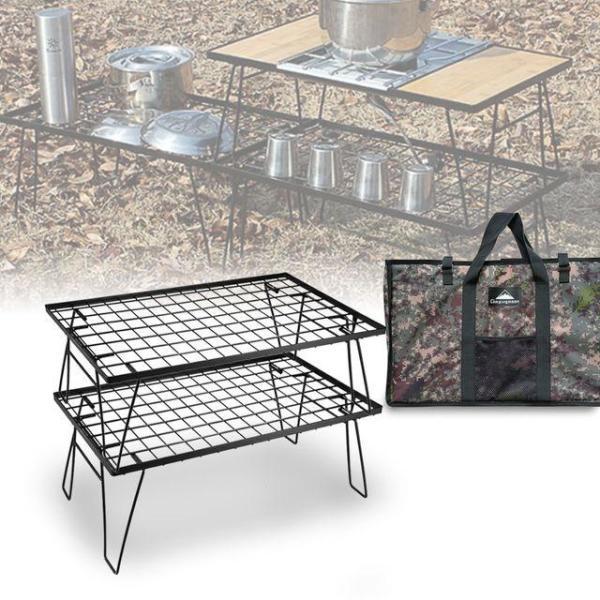 캠핑테이블 IMS 4 초경량테이블 카즈미 야외테이블 상품이미지
