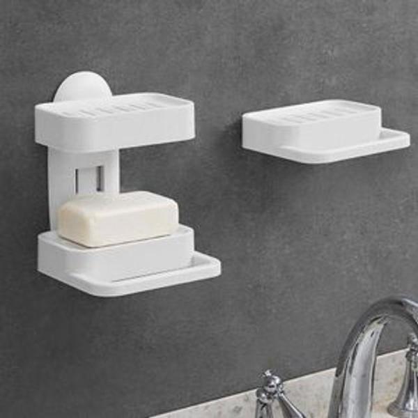 인테리어 소품 비누받침대 욕실 선반 비누 트레이 1 상품이미지