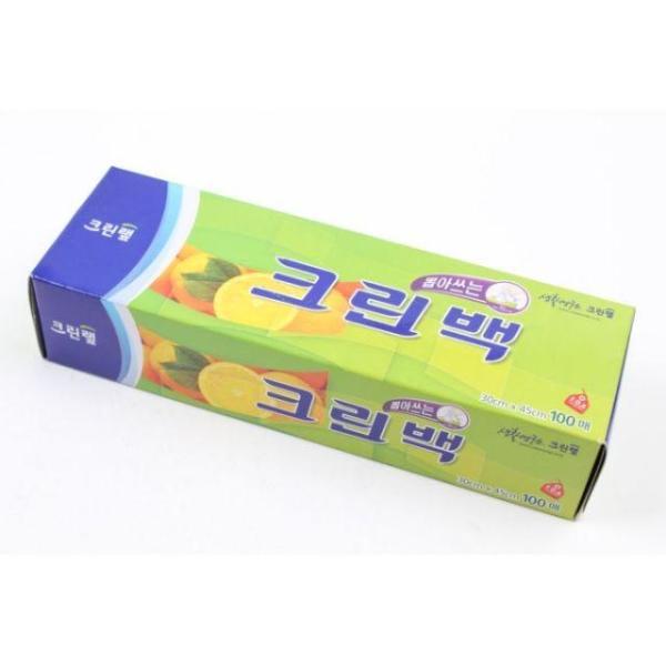 크린백 30X45 대 위생비닐 크린롤백 일회용비닐 상품이미지
