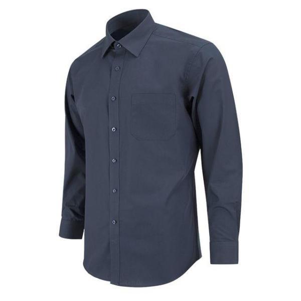 레귤러 데일리 그레이 긴팔셔츠 상품이미지
