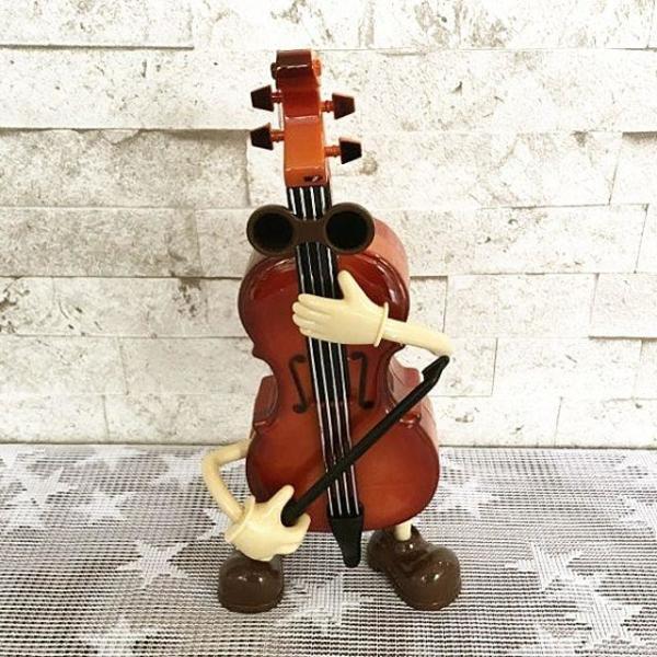 바이올린 오르골 오르골 뮤직박스 음악상자 집들이 상품이미지