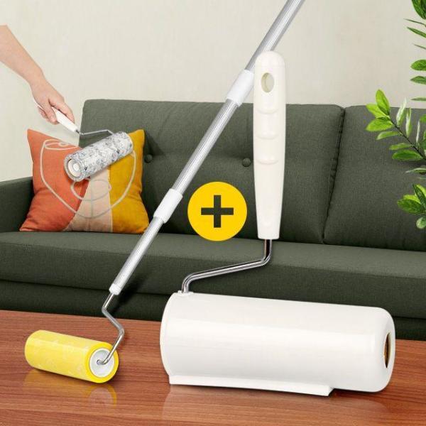 (평화) 멀티크리너 테이프 먼지제거기 모음-T자형 상품이미지