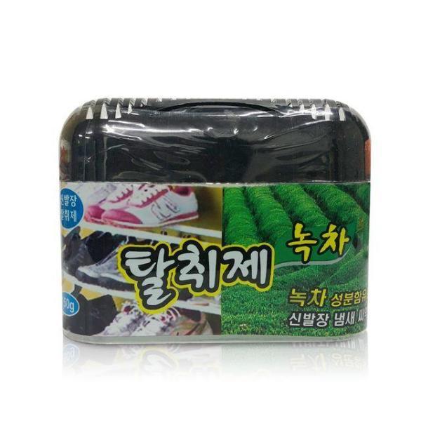 해피룸 신발장용 탈취제150g (녹차성분) 신발냄새제 상품이미지